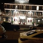 The Gibson Inn decorated for the holidays!