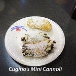 Cugino's Mini Cannoli