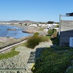 Village of Paternoster from our deck