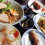 Cao Lau, White Rose, Rice Pancake, etc