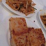 Chow Fun and Turnip Cake