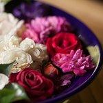 Verandah flowers