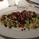 Brio Sliced Steak Salad $15.95