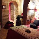 Preciosa habitación