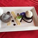 Creme Brûlée & Chocolate Souffle