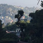 View of Kalimpong city from cottage