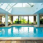 Indoor Pool at Hipotels Bahia grande