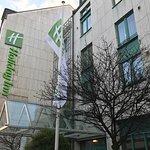 Holiday Inn Düsseldorf - Hafen / Außenansicht