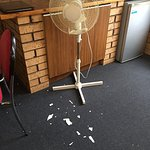 Photo of the Disintegrating Fan