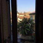 la finestra della stanza