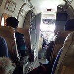 In flight comfort