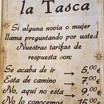 Bild från La Tasca de Blas