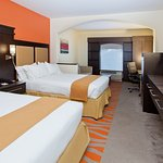 Spacious, smoking Double Guest Room