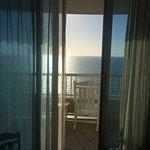 View from Room 1008 - Junior King Suite - beachfront - breathtaking