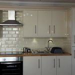 Brand new kitchen installed in flats 4 and 5