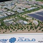 Foto di Masdar City