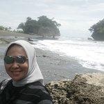 Foto Pantai Madasari