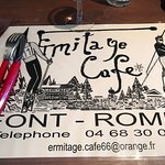 Cafe L'ermitage