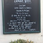 Drinkers Prayer - found this rather amusing