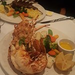 lobster and lamb