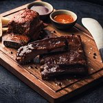 Tiffany's New York Bar - Spanish BBQ ribs