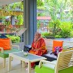 Photo de HARRIS Resort Kuta Beach