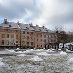 Photo of Mariensztat Square (Rynek Mariensztacki)