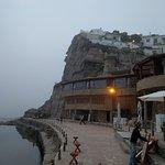 Restaurante Piscina Azenhas do Mar Foto