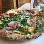 The best pizza in Italy... in my opinion.