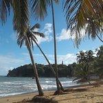 Playa Lucia.