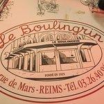 La Brasserie du Boulingrin Foto