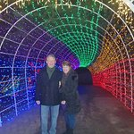 The Tunnel of Lights was really amazing!