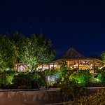Pacific Resort Aitutaki - Rapae Bay Restaurant Night