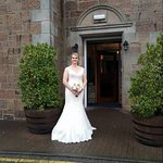 Wedding at loch fyne hotel!