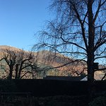 Birch Cottage. Two bedroom cottage. The view is Skiddaw taken from the front doorstep of the cot