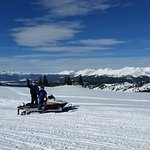Close to Cottonwood Pass AND St.Elmo snowmobiling areas!