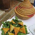 I can't believe I prepared these myself - cooking @ Riad Zamzam!
