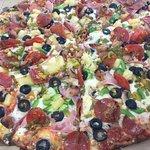 Porkys pizza