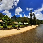 Linareva Moorea Beach Resort Foto