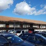 Sonoma Barracks from Plaza