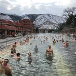 Foto de Glenwood Hot Springs Pool