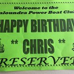 The staff were friendly and helpful. They even sang me happy birthday! A fresh breeze kept us co