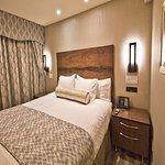 King Bedded Suite bedroom