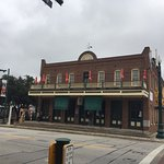 Grapevine Historic Main Street District