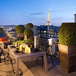 Photo of Hotel Marignan Champs-Elysees