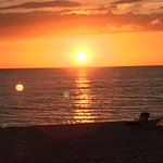 Gulf Sun Set