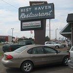 Rest Haven Restaurant -- Clarksdale, Mississippi -- a Classic!