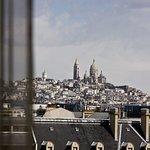 Hotel Marignan Champs-Elysées Foto