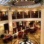 Moscow Marriott Royal Aurora Hotel Foto