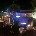 wine and limassol view